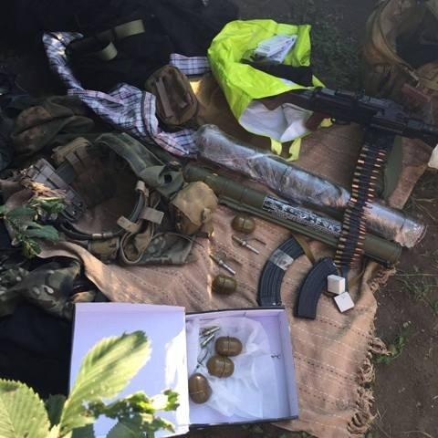 Бандиты, напавшие на инкассаторов под Запорожьем, прикрывались принадлежностью к добровольческому батальону, - СБУ, фото-2