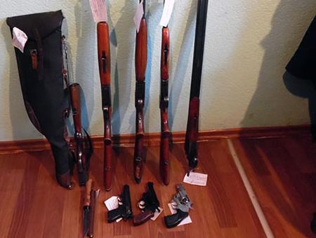 Ружья, карабины и винтовки: что харьковчане сдают в полицию (ФОТО), фото-2