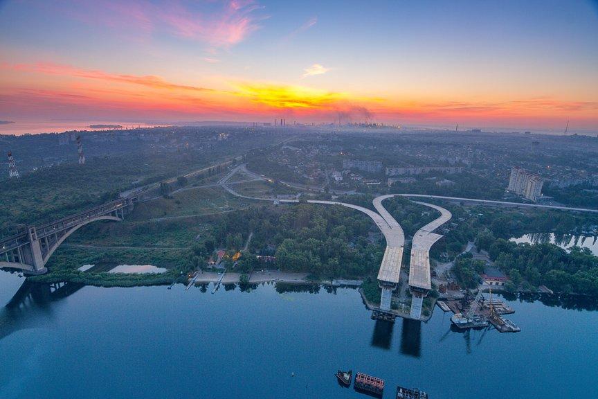 """""""Высокое Запорожье"""": вид с самого высокого крана Украины, - эксклюзивные фото, фото-16"""