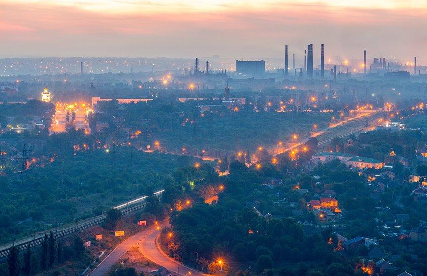 """""""Высокое Запорожье"""": как выглядит ночной город с высоты в 180 метров, - эксклюзивные фото, фото-17"""