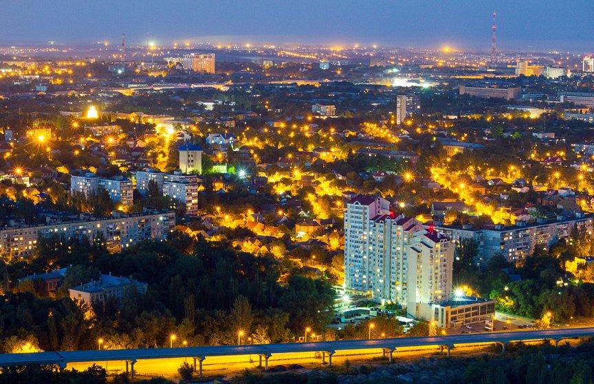 """""""Высокое Запорожье"""": как выглядит ночной город с высоты в 180 метров, - эксклюзивные фото, фото-11"""