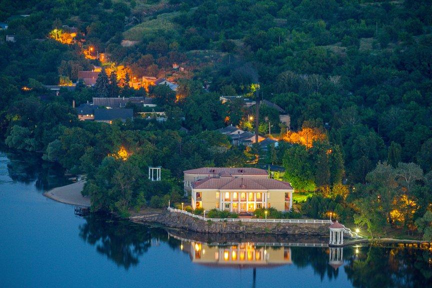 """""""Высокое Запорожье"""": как выглядит ночной город с высоты в 180 метров, - эксклюзивные фото, фото-3"""