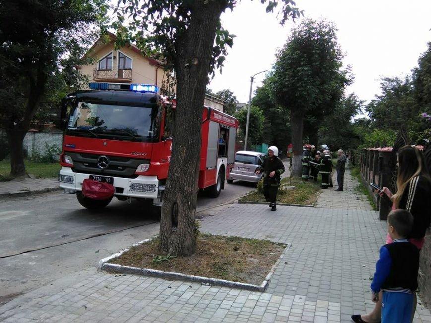 У львівській пекарні виникла пожежа (ФОТО), фото-4