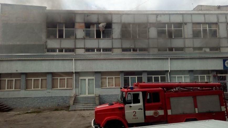 У львівській пекарні виникла пожежа (ФОТО), фото-2