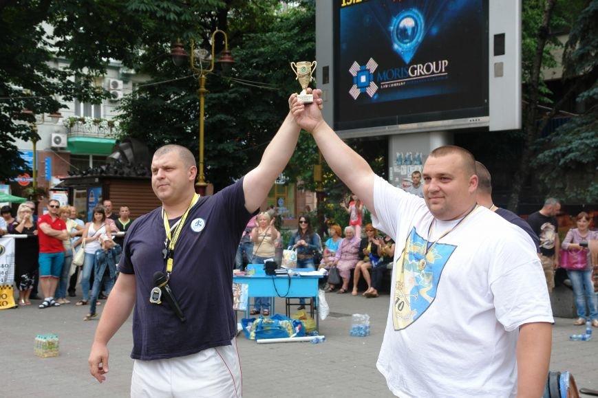 Атовці змагалися на богатирському турнірі. Фото, фото-12