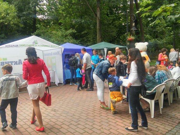 У парку імені Івана Франка відбувся фестиваль здоров'я «Живи Активно!» (ФОТО), фото-2