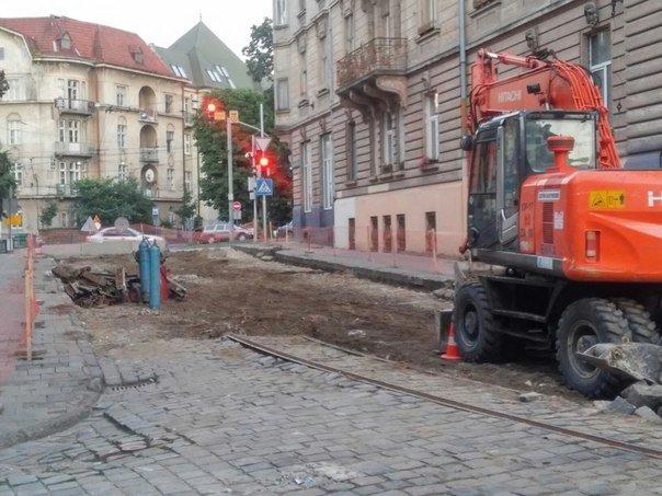 У Львові розпочали ремонтувати вулицю Київську (ФОТО), фото-6