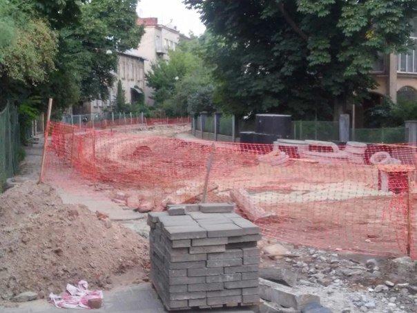 У Львові розпочали ремонтувати вулицю Київську (ФОТО), фото-2
