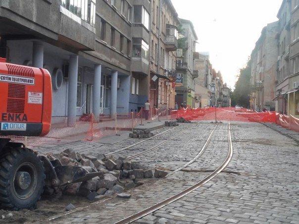 У Львові розпочали ремонтувати вулицю Київську (ФОТО), фото-4