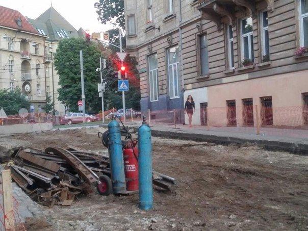 У Львові розпочали ремонтувати вулицю Київську (ФОТО), фото-5