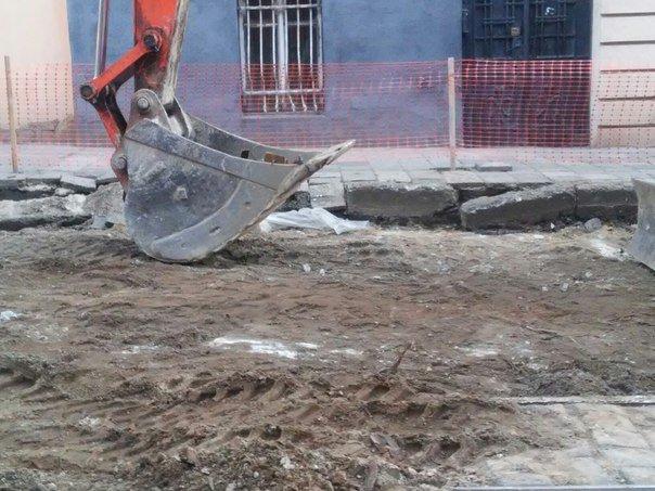 У Львові розпочали ремонтувати вулицю Київську (ФОТО), фото-7