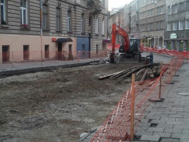 У Львові розпочали ремонтувати вулицю Київську (ФОТО), фото-1