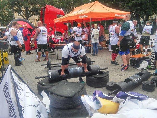 Сьогодні у Львові відбувся півфінал Чемпіонату світу із стронгмену (ФОТО), фото-3