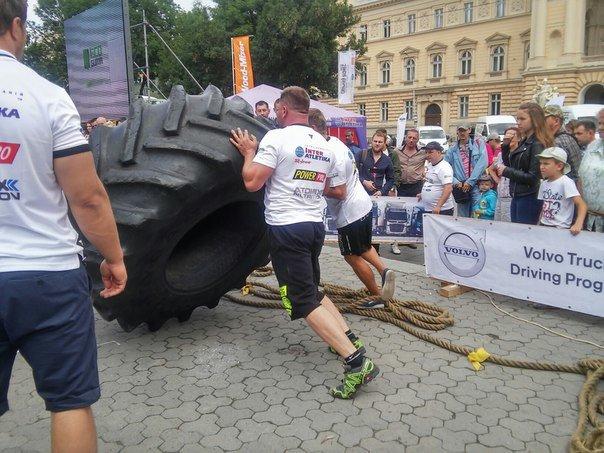 Сьогодні у Львові відбувся півфінал Чемпіонату світу із стронгмену (ФОТО), фото-4