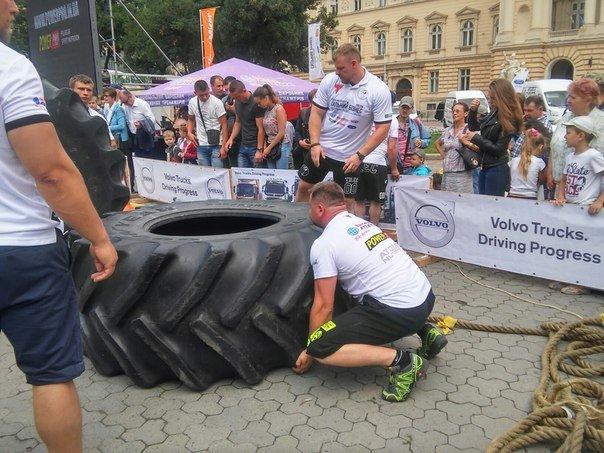 Сьогодні у Львові відбувся півфінал Чемпіонату світу із стронгмену (ФОТО), фото-8