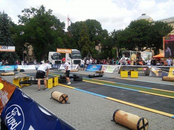Сьогодні у Львові відбувся півфінал Чемпіонату світу із стронгмену (ФОТО), фото-5