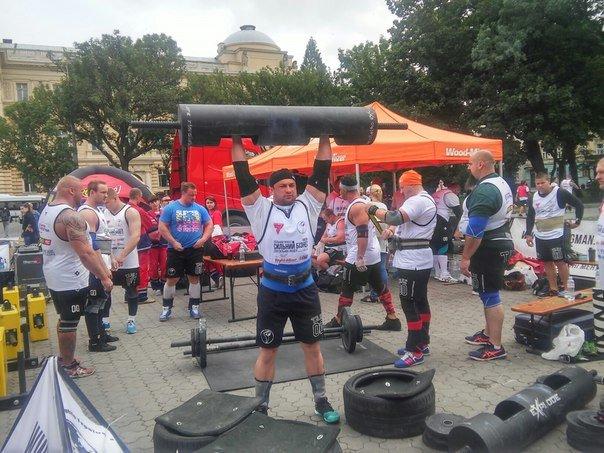 Сьогодні у Львові відбувся півфінал Чемпіонату світу із стронгмену (ФОТО), фото-2