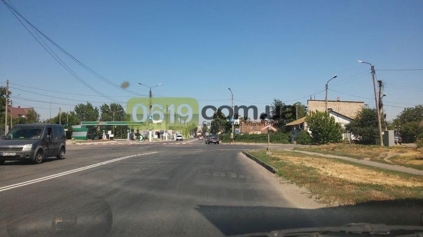 Нехватка дорожных знаков на улицах Мелитополя может стать причиной ДТП, фото-1