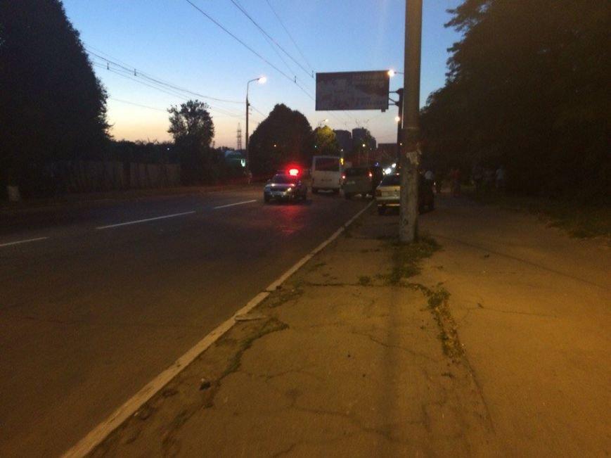 В Макеевке маршрутка попала в ДТП (ФОТО), фото-3