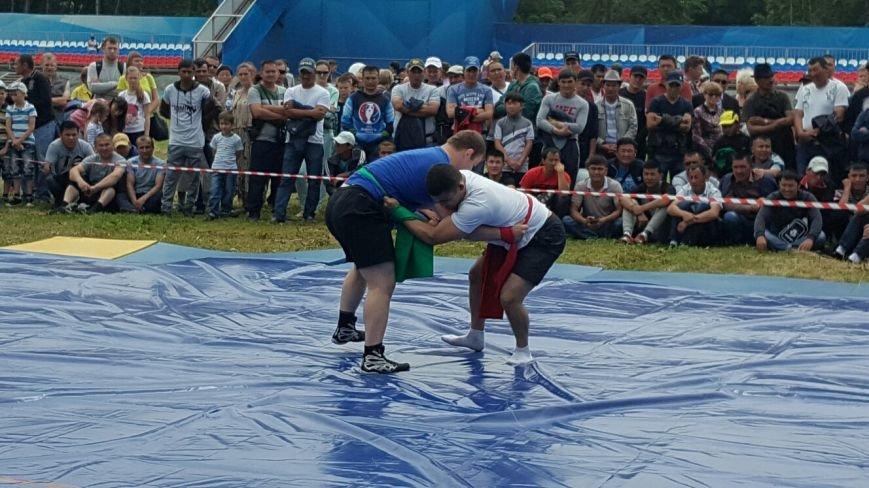 Татарский национальный праздник «Сабантуй» прошёл в Южно-Сахалинске, фото-1