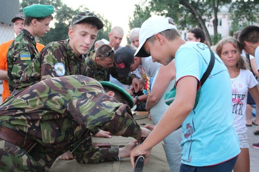Бердянск принимал фестиваль «Нащадки вільних»., фото-4