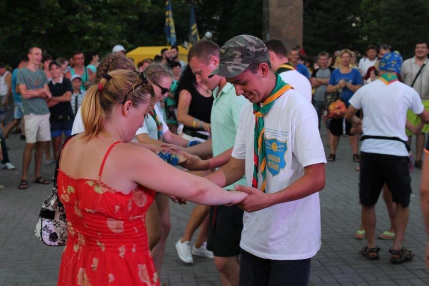 Бердянск принимал фестиваль «Нащадки вільних»., фото-3