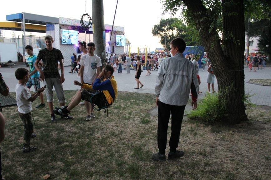 Бердянск принимал фестиваль «Нащадки вільних»., фото-6