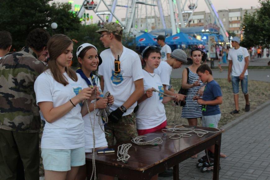 Бердянск принимал фестиваль «Нащадки вільних»., фото-5