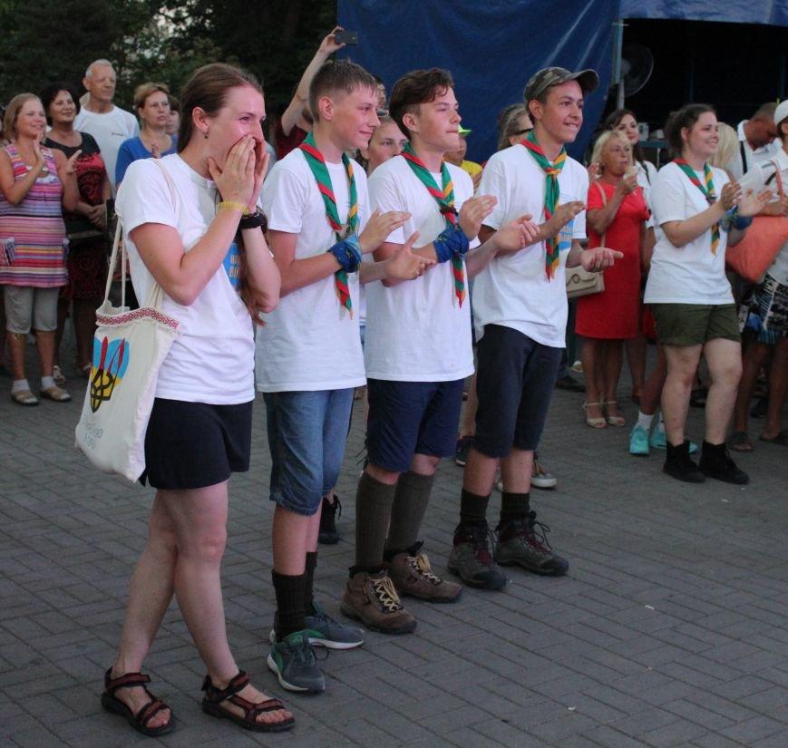 Бердянск принимал фестиваль «Нащадки вільних»., фото-2