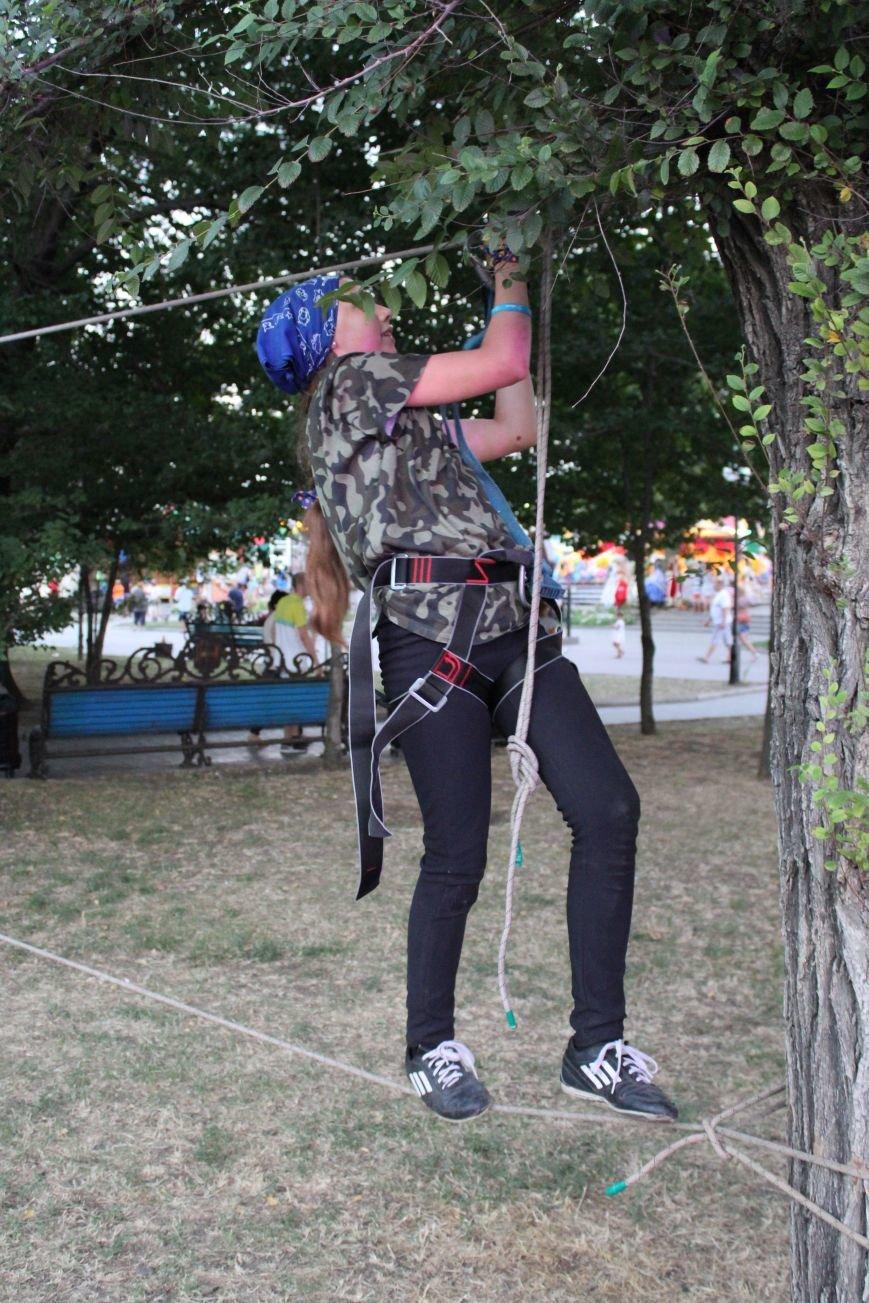Бердянск принимал фестиваль «Нащадки вільних»., фото-7