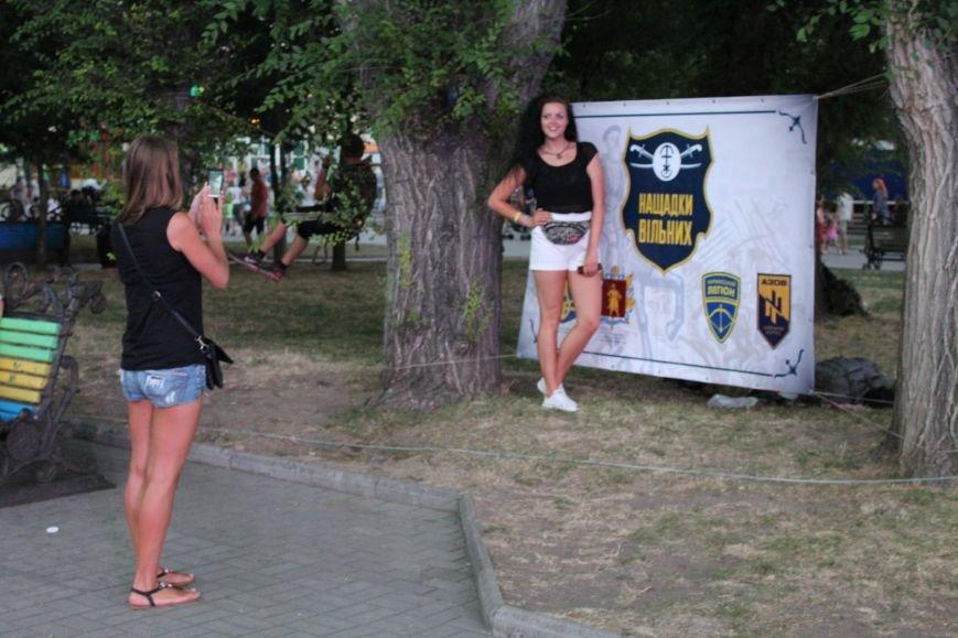 Бердянск принимал фестиваль «Нащадки вільних»., фото-8