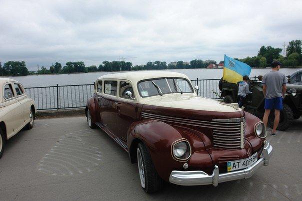 У Івано-Франківську відбулася виставка ретро-карів (ФОТОРЕПОРТАЖ), фото-15