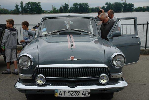 У Івано-Франківську відбулася виставка ретро-карів (ФОТОРЕПОРТАЖ), фото-10