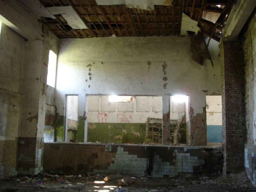 Як руйнується старовинний водяний млин у Білій Церкві, фото-4