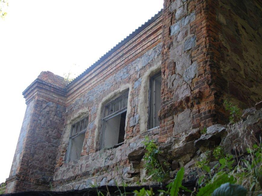 Як руйнується старовинний водяний млин у Білій Церкві, фото-1