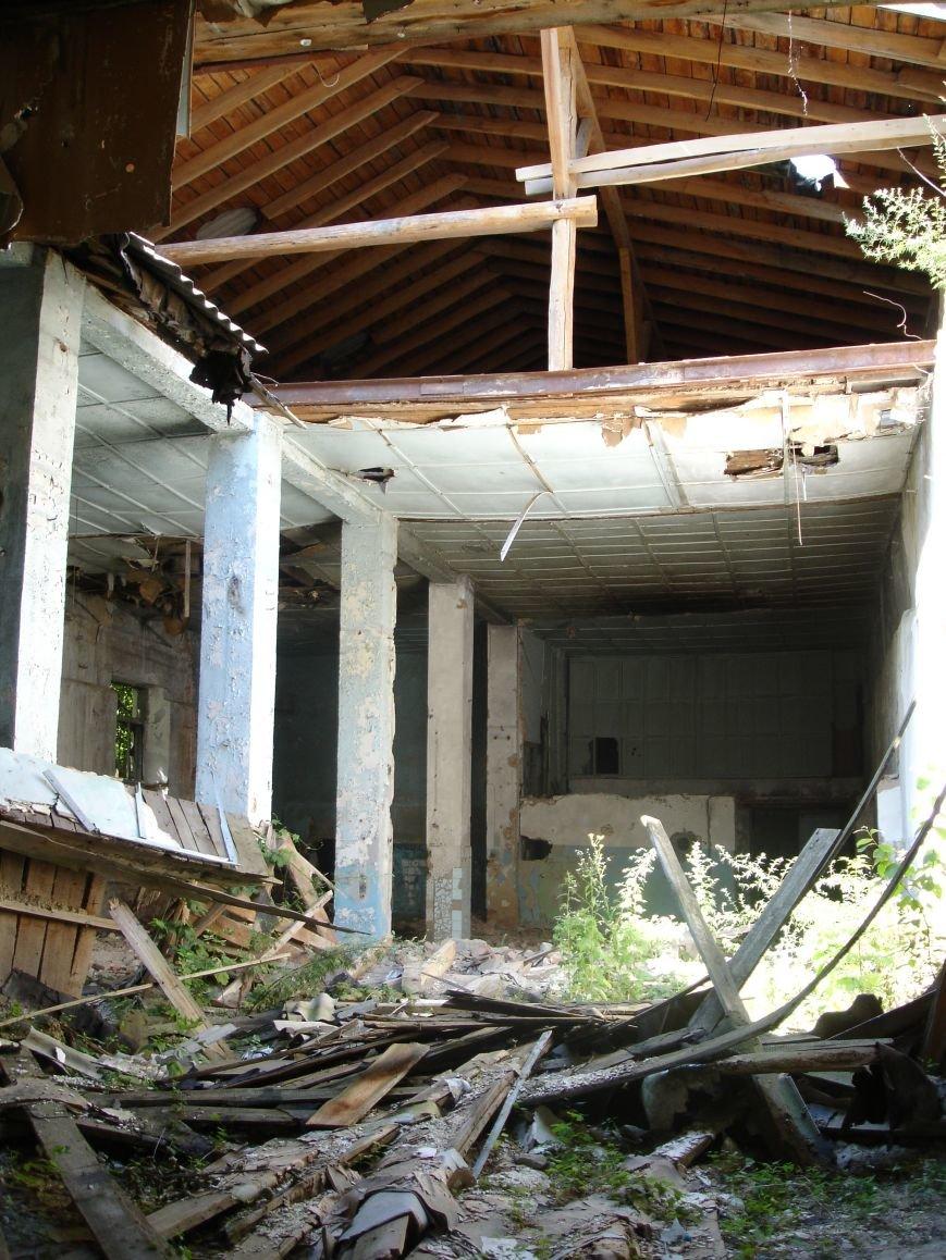 Як руйнується старовинний водяний млин у Білій Церкві, фото-3