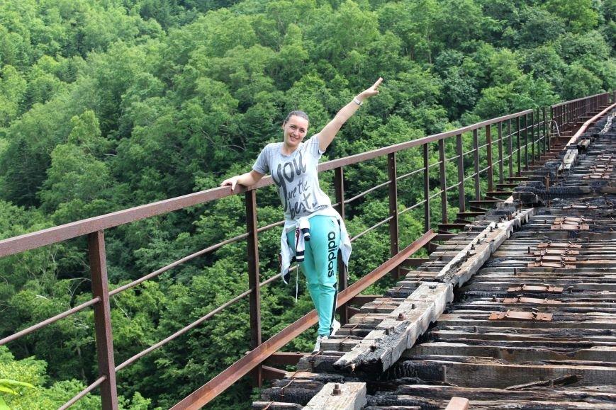 Сахалинцы окунулись в историю, посетив Чертов и Ведьмин мосты, фото-9