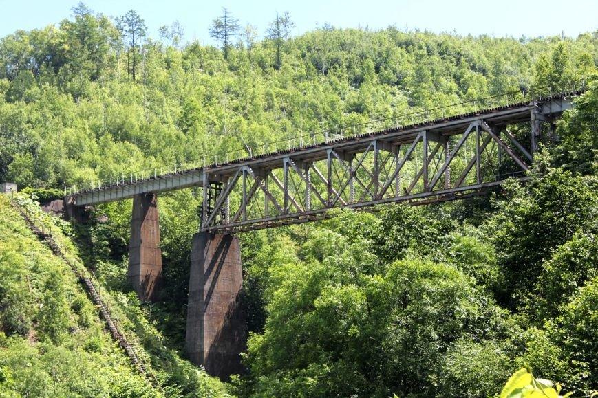 Сахалинцы окунулись в историю, посетив Чертов и Ведьмин мосты, фото-7