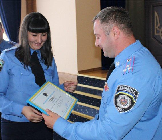 Шеф полиции Кировоградщины вручил награды следователям, фото-3