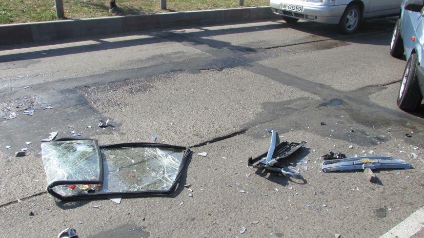 В Мелитополе на дамбе произошло очередное ДТП (фото), фото-9