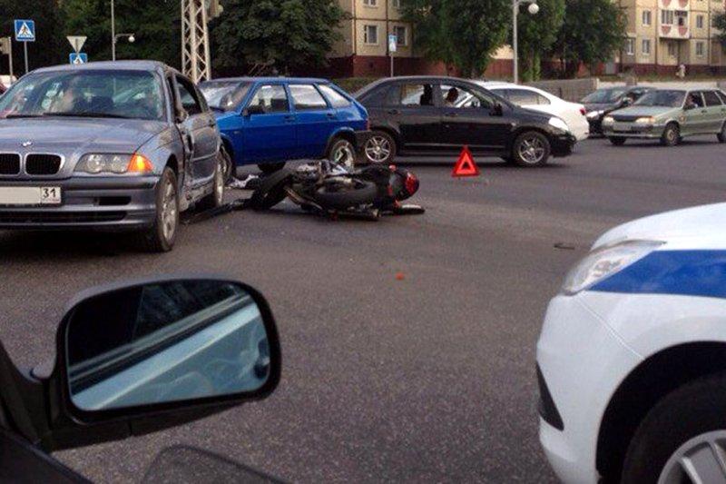 В Белгородской области погиб водитель квадроцикла, фото-1