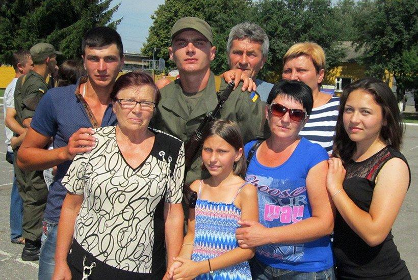 В Сумах новобранцы приняли присягу на верность украинскому народу (ФОТО), фото-5
