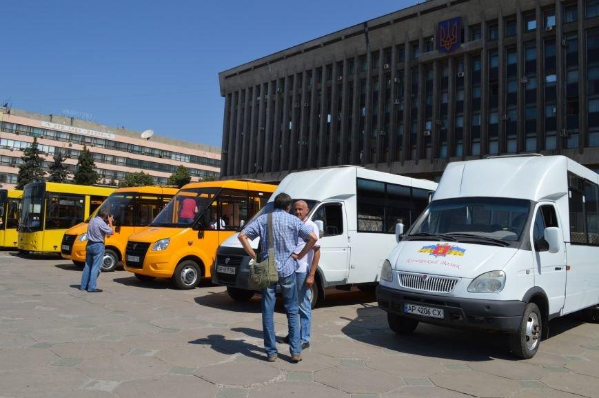 Запорожцы будут ездить в пригород на новых автобусах (ФОТО, ВИДЕО), фото-2