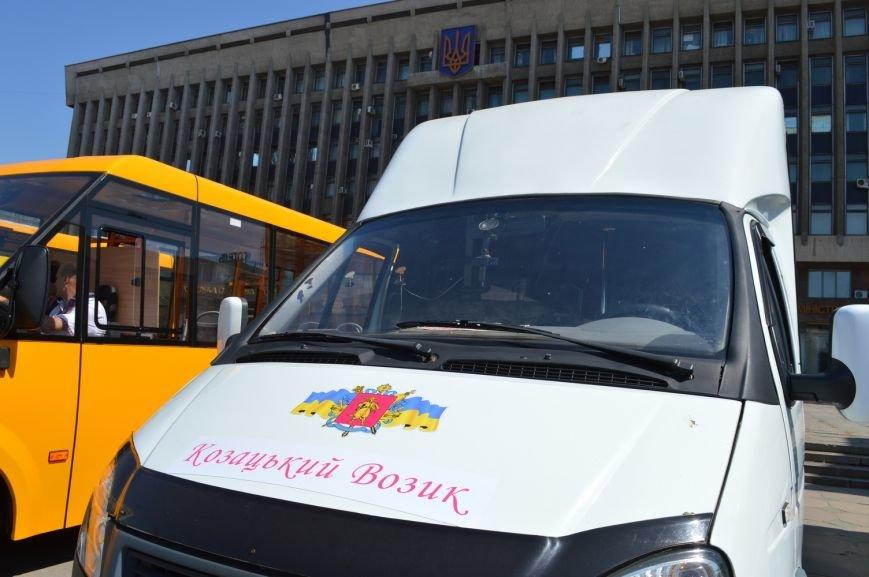 Запорожцы будут ездить в пригород на новых автобусах (ФОТО, ВИДЕО), фото-3