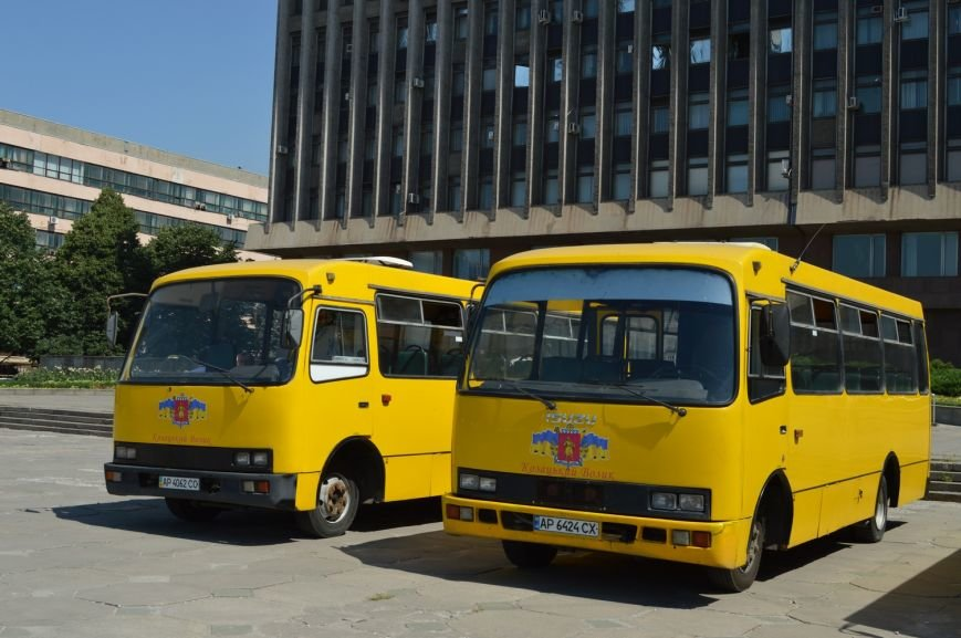 Запорожцы будут ездить в пригород на новых автобусах (ФОТО, ВИДЕО), фото-9