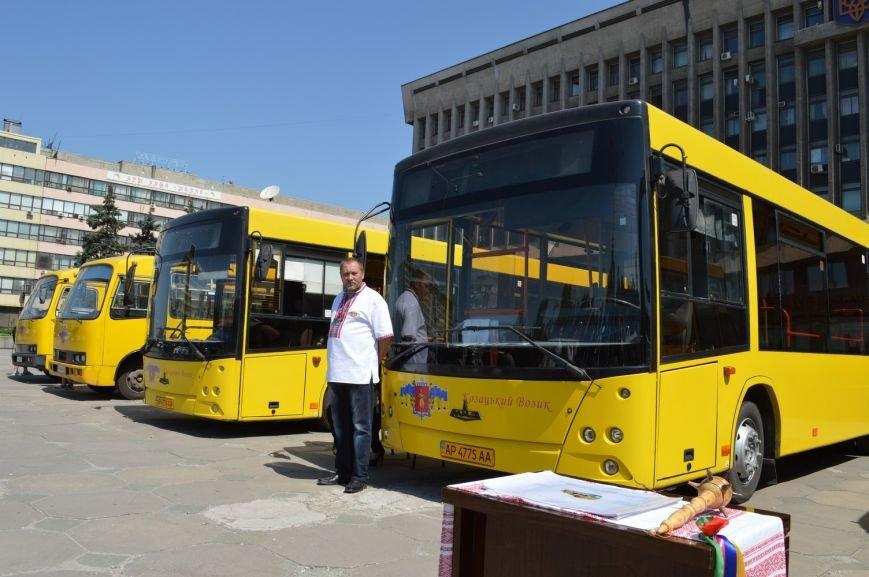 Запорожцы будут ездить в пригород на новых автобусах (ФОТО, ВИДЕО), фото-6