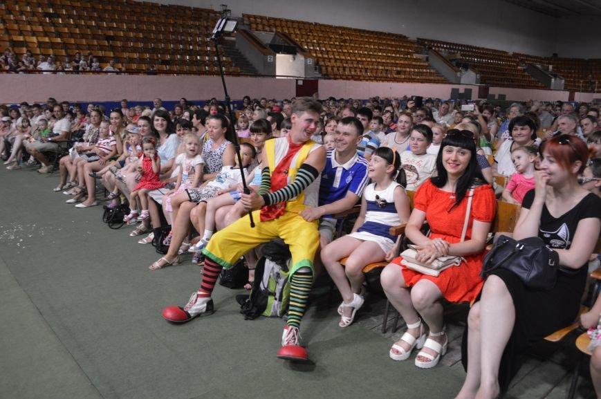 В Северодонецке прошло цирковое представление (ФОТО), фото-5