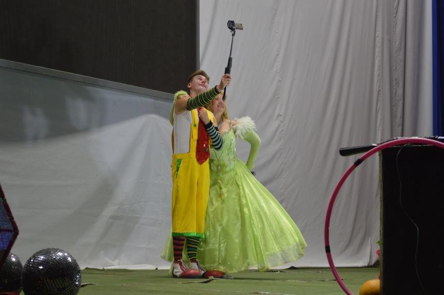 В Северодонецке прошло цирковое представление (ФОТО), фото-4