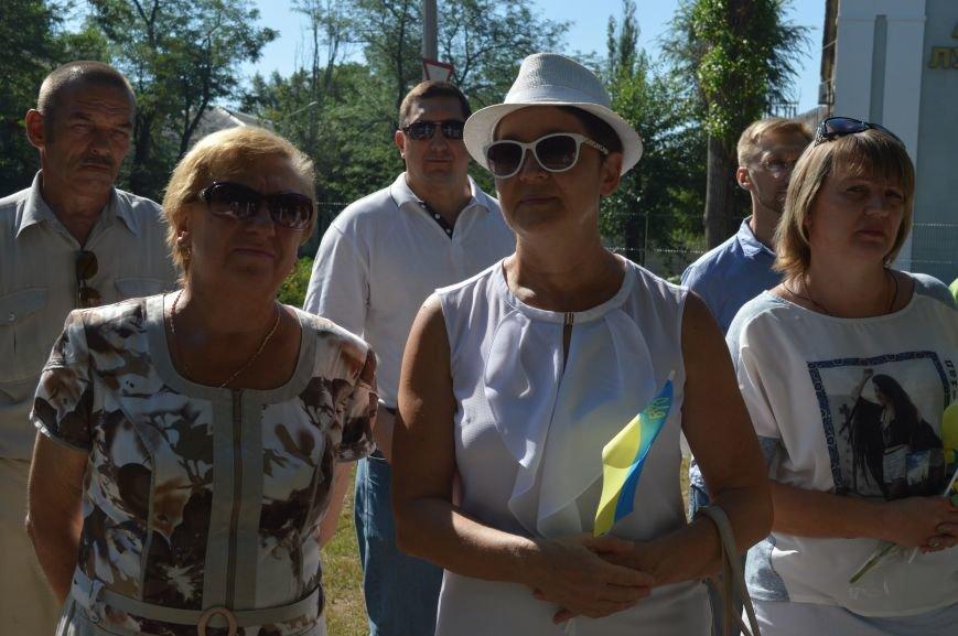 В Северодонецке отметили 26-ую годовщину Декларации о суверенитете Украины (ФОТО), фото-3