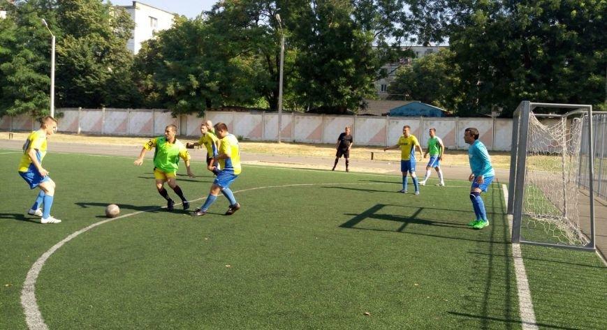 В Черноморске завершился городской чемпионат по мини-футболу (фото), фото-1